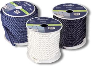Liros 3 strand polyester rope