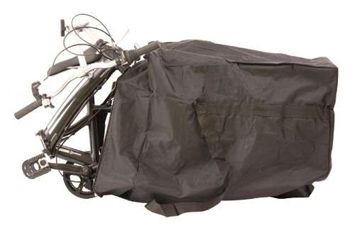 Talamex folding bike
